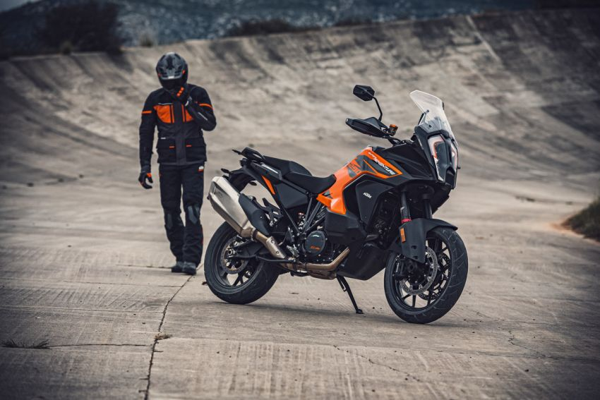 2021 KTM 1290 Super Adventure S in M'sia, RM132k Image #1324353