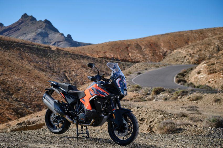 2021 KTM 1290 Super Adventure S in M'sia, RM132k Image #1324355