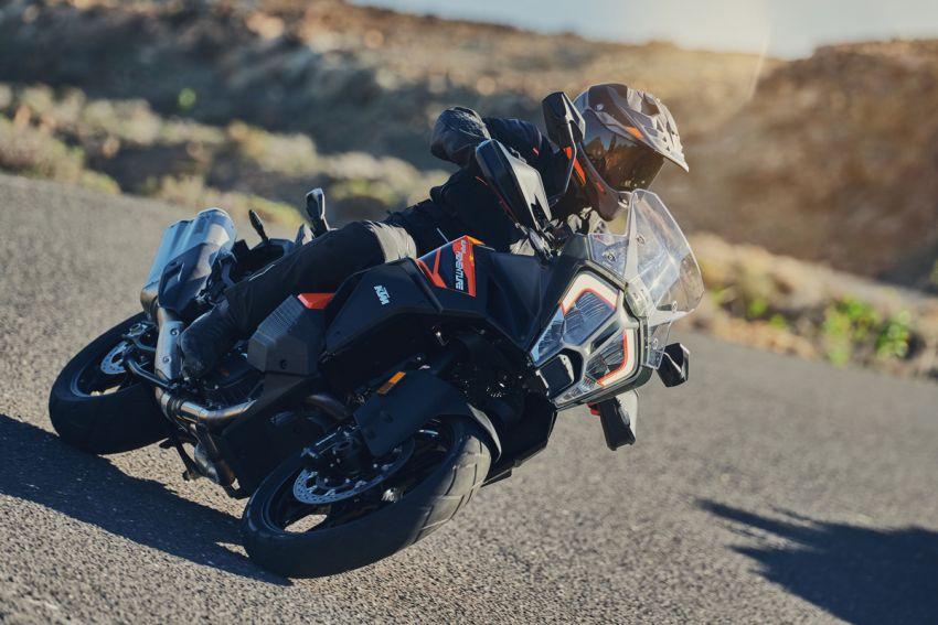 2021 KTM 1290 Super Adventure S in M'sia, RM132k Image #1324357