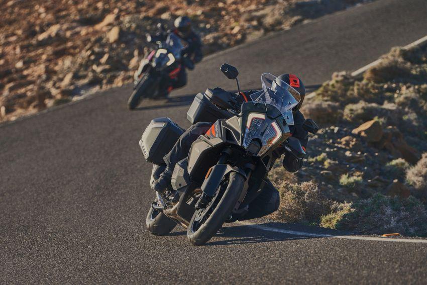 2021 KTM 1290 Super Adventure S in M'sia, RM132k Image #1324358
