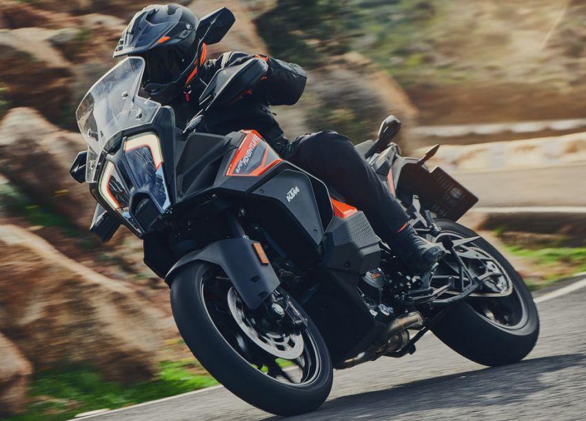 2021 KTM 1290 Super Adventure S in M'sia, RM132k Image #1324359