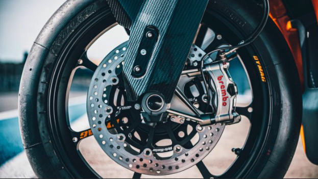 2021 KTM RC 8C limited – track only, 128 hp, 140 kg Image #1321285