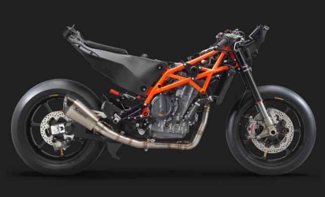 2021 KTM RC 8C limited – track only, 128 hp, 140 kg Image #1321281