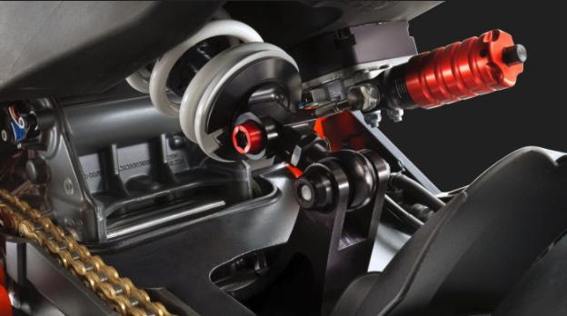 2021 KTM RC 8C limited – track only, 128 hp, 140 kg Image #1321283
