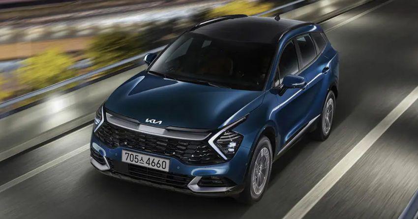 Kia Sportage Hybrid 2021 dilancar di Korea Selatan – enjin 1.6L turbo dan e-motor; 230 PS/350 Nm; 16.7 km/l Image #1322254