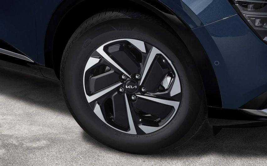 Kia Sportage Hybrid 2021 dilancar di Korea Selatan – enjin 1.6L turbo dan e-motor; 230 PS/350 Nm; 16.7 km/l Image #1322258
