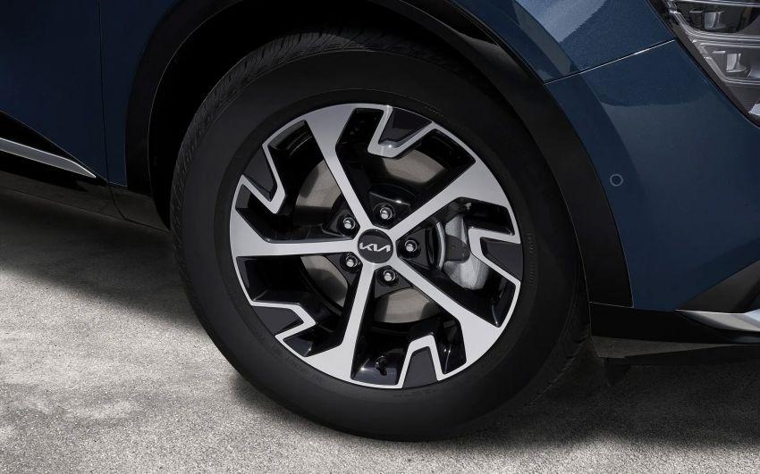 Kia Sportage Hybrid 2021 dilancar di Korea Selatan – enjin 1.6L turbo dan e-motor; 230 PS/350 Nm; 16.7 km/l Image #1322259