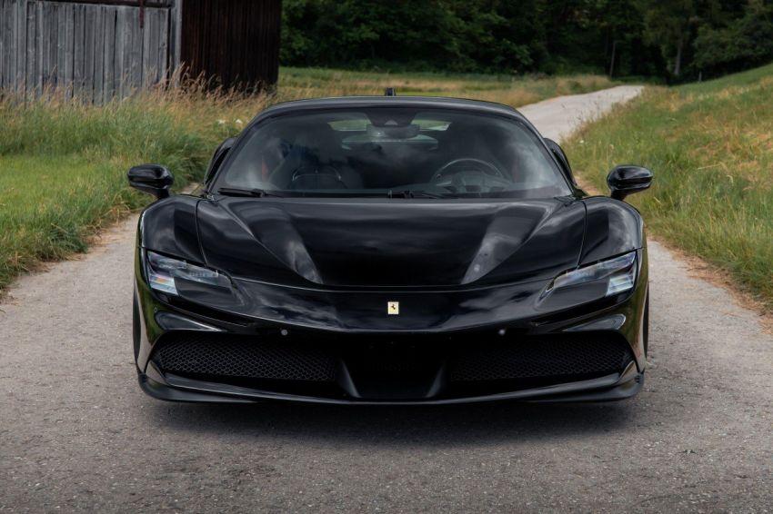 Novitec Ferrari SF90 – 1,033 PS hypercar, 0-100 in 2.5s Image #1321825