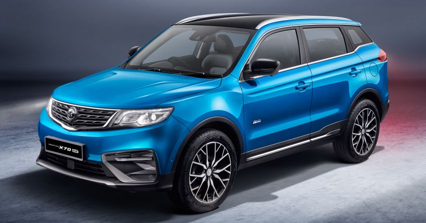 2021 Proton X70 SE launched in Malaysia – limited to 2,000 units; priced RM3,700 more at RM116,800 Image #1321944