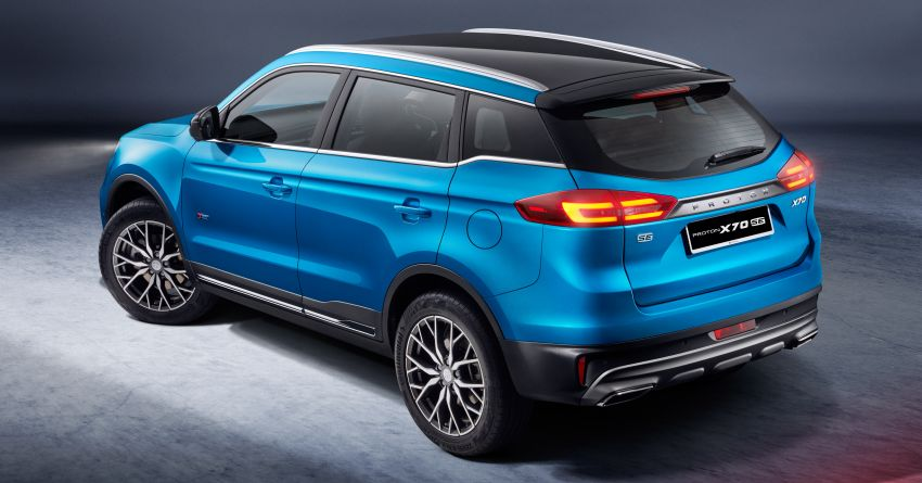 2021 Proton X70 SE launched in Malaysia – limited to 2,000 units; priced RM3,700 more at RM116,800 Image #1321946