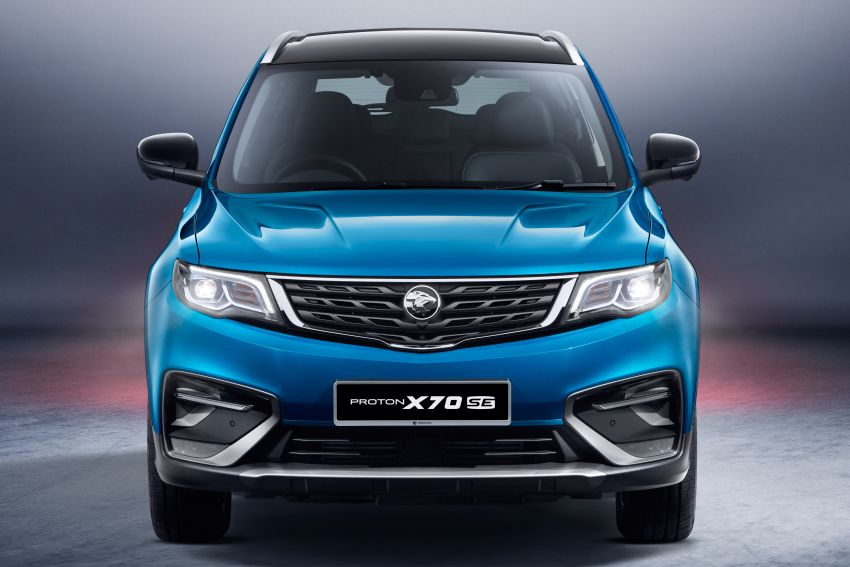 2021 Proton X70 SE launched in Malaysia – limited to 2,000 units; priced RM3,700 more at RM116,800 Image #1321947