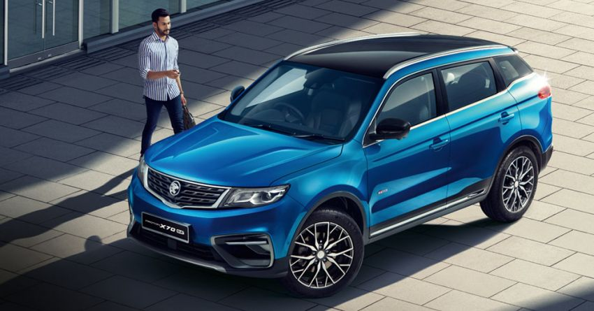 2021 Proton X70 SE launched in Malaysia – limited to 2,000 units; priced RM3,700 more at RM116,800 Image #1321908