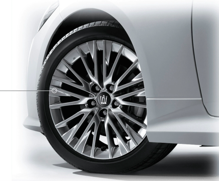 2021 Toyota Crown limited editions offered for the Japanese market – RS Limited II and Elegance Style III Image #1317211