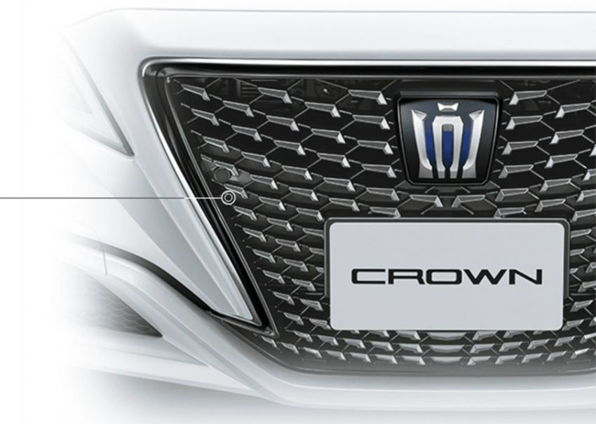 2021 Toyota Crown limited editions offered for the Japanese market – RS Limited II and Elegance Style III Image #1317210