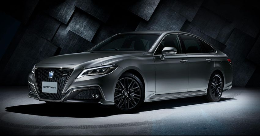 2021 Toyota Crown limited editions offered for the Japanese market – RS Limited II and Elegance Style III Image #1317200