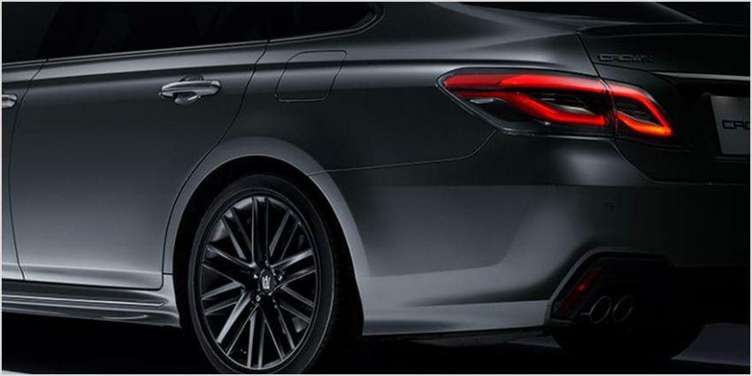 Toyota Crown 2021 edisi terhad diperkenalkan di Jepun Image #1317428