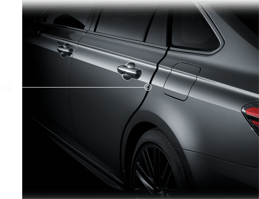 2021 Toyota Crown limited editions offered for the Japanese market – RS Limited II and Elegance Style III Image #1317193
