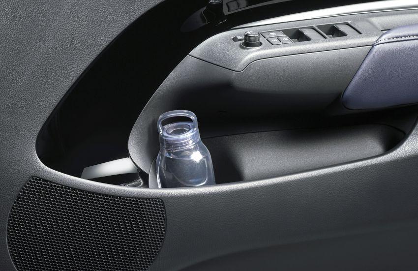 2021 Toyota Prius c revealed – TNGA-B platform, 1.5L Dynamic Force 3-cylinder, new bipolar NiMH battery Image #1320650