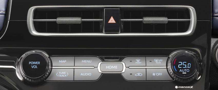 2021 Toyota Prius c revealed – TNGA-B platform, 1.5L Dynamic Force 3-cylinder, new bipolar NiMH battery Image #1320654