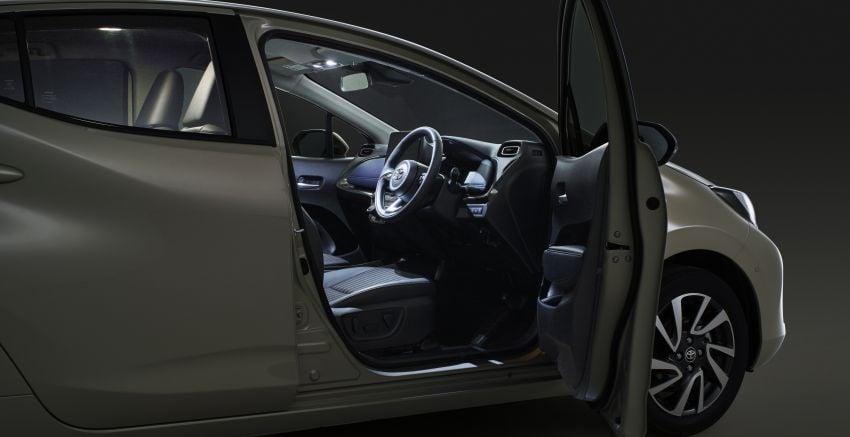 2021 Toyota Prius c revealed – TNGA-B platform, 1.5L Dynamic Force 3-cylinder, new bipolar NiMH battery Image #1320656