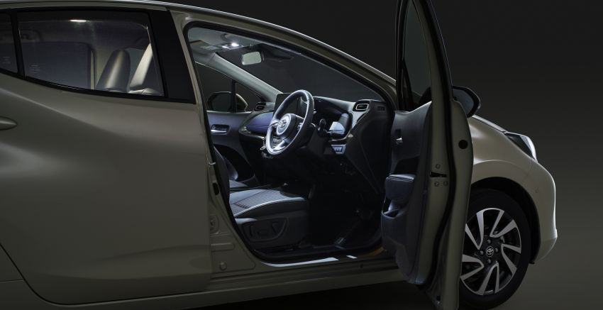 Toyota Prius C 2021 didedahkan — platform TNGA-B, 1.5L Dynamic Force 3-silinder, bateri bipolar NiMH Image #1321315