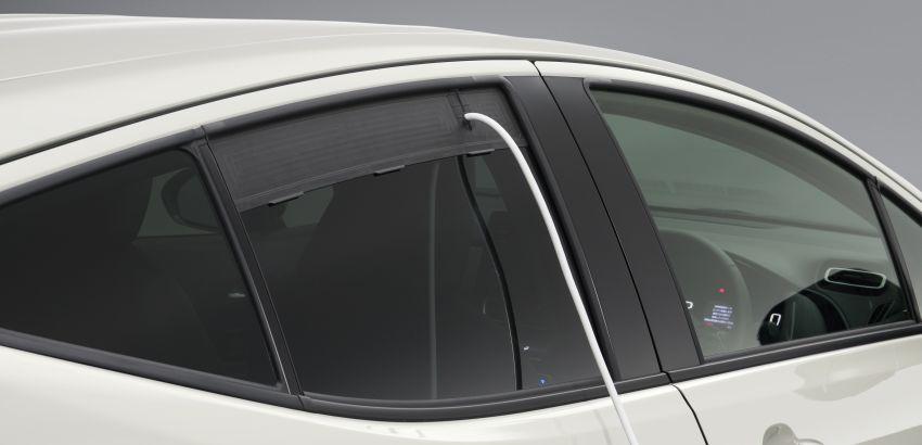 Toyota Prius C 2021 didedahkan — platform TNGA-B, 1.5L Dynamic Force 3-silinder, bateri bipolar NiMH Image #1321328