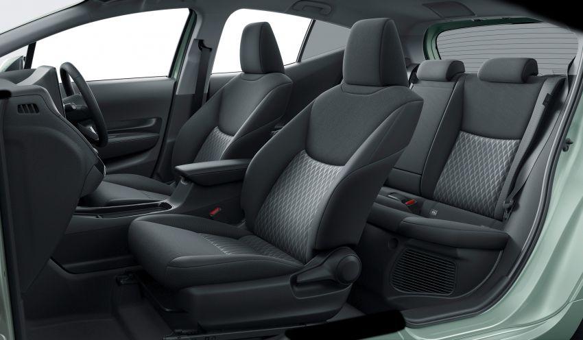2021 Toyota Prius c revealed – TNGA-B platform, 1.5L Dynamic Force 3-cylinder, new bipolar NiMH battery Image #1320686