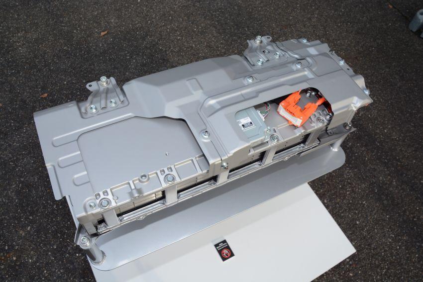 Toyota Prius C 2021 didedahkan — platform TNGA-B, 1.5L Dynamic Force 3-silinder, bateri bipolar NiMH Image #1321343
