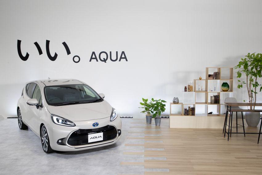 2021 Toyota Prius c revealed – TNGA-B platform, 1.5L Dynamic Force 3-cylinder, new bipolar NiMH battery Image #1320707
