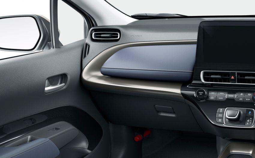 Toyota Prius C 2021 didedahkan — platform TNGA-B, 1.5L Dynamic Force 3-silinder, bateri bipolar NiMH Image #1321304