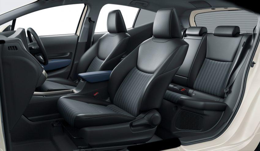Toyota Prius C 2021 didedahkan — platform TNGA-B, 1.5L Dynamic Force 3-silinder, bateri bipolar NiMH Image #1321305