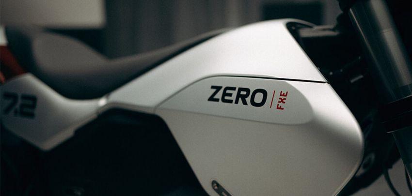 2022 Zero Motorcycles FXE 7.2 is a motard e-bike Image #1319328