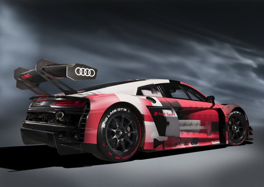 2022 Audi R8 LMS GT3 evo II racer gets revised aero, electronics; more suspension adjustment and air-con Image #1321876