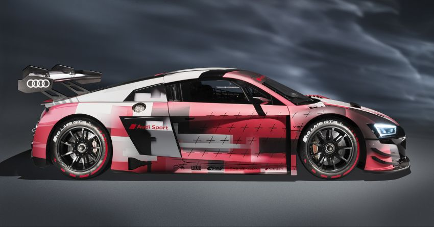 2022 Audi R8 LMS GT3 evo II racer gets revised aero, electronics; more suspension adjustment and air-con Image #1321880