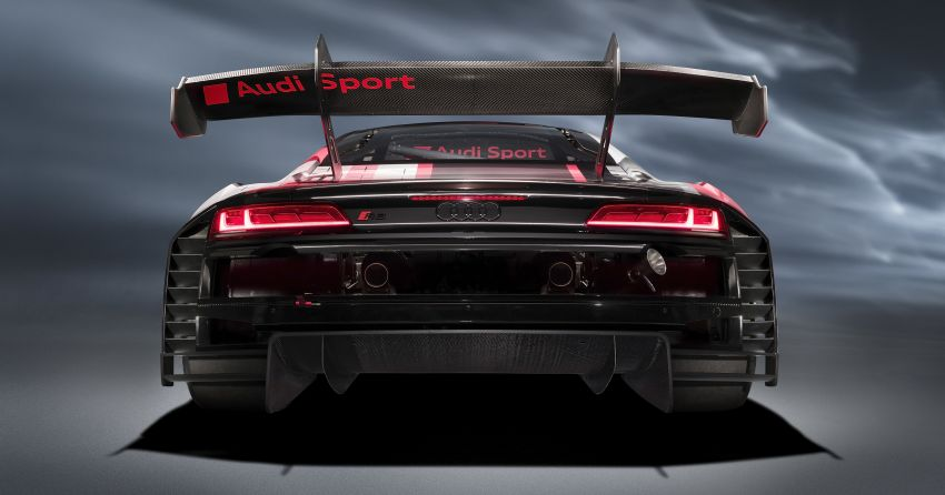 2022 Audi R8 LMS GT3 evo II racer gets revised aero, electronics; more suspension adjustment and air-con Image #1321881