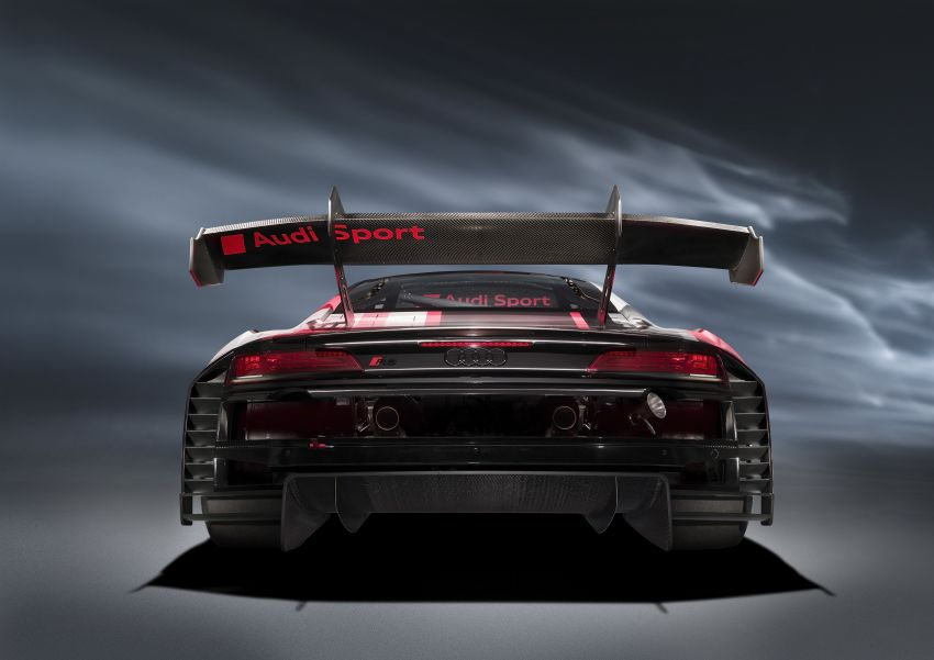 2022 Audi R8 LMS GT3 evo II racer gets revised aero, electronics; more suspension adjustment and air-con Image #1321882