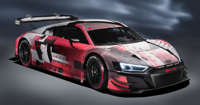 2022 Audi R8 LMS GT3 evo II racer gets revised aero, electronics; more suspension adjustment and air-con Image #1321884