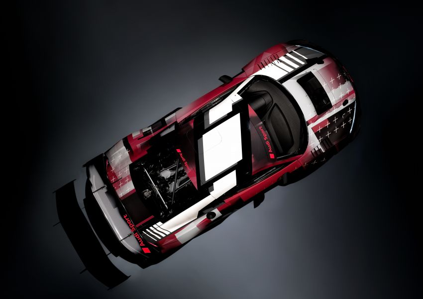 2022 Audi R8 LMS GT3 evo II racer gets revised aero, electronics; more suspension adjustment and air-con Image #1321886