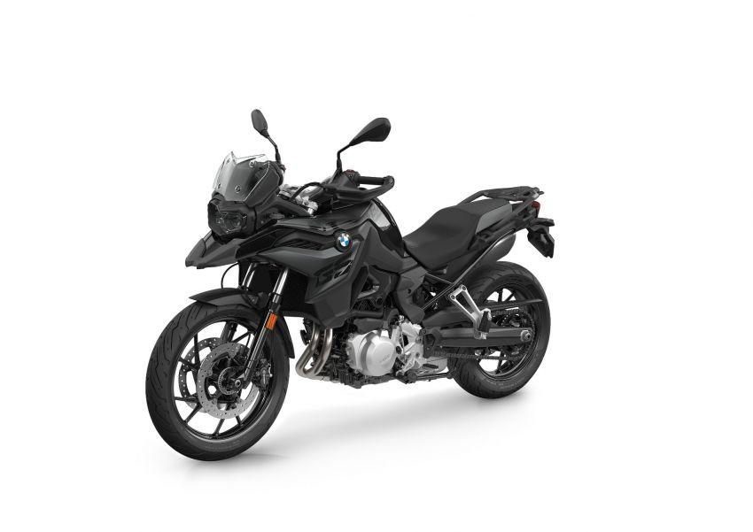2022 BMW Motorrad F-series gets colour updates Image #1314468