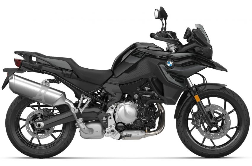 2022 BMW Motorrad F-series gets colour updates Image #1314471
