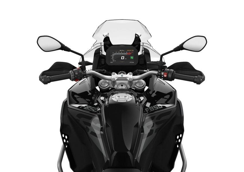 2022 BMW Motorrad F-series gets colour updates Image #1314477
