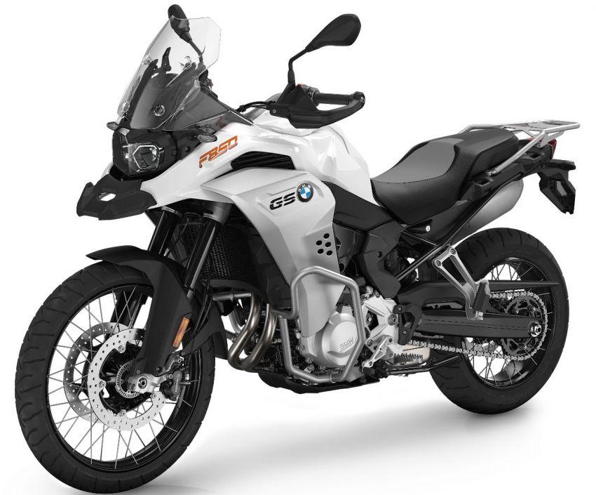 2022 BMW Motorrad F-series gets colour updates Image #1314480
