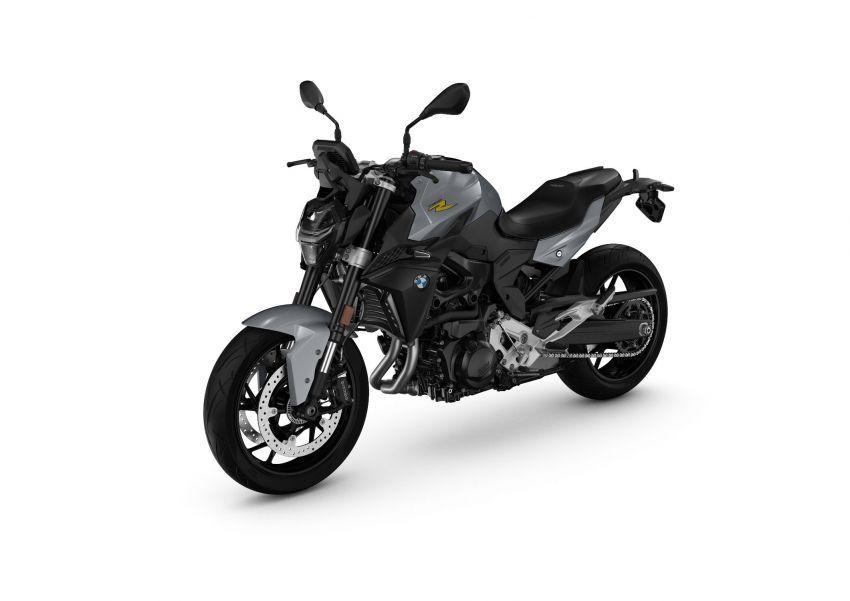2022 BMW Motorrad F-series gets colour updates Image #1314484