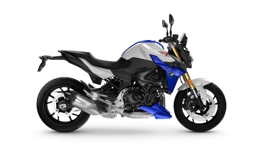 2022 BMW Motorrad F-series gets colour updates Image #1314493