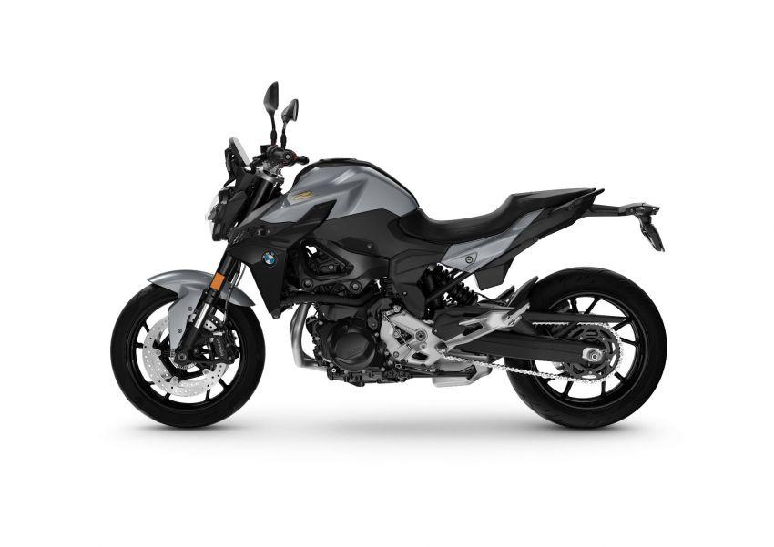 2022 BMW Motorrad F-series gets colour updates Image #1314487