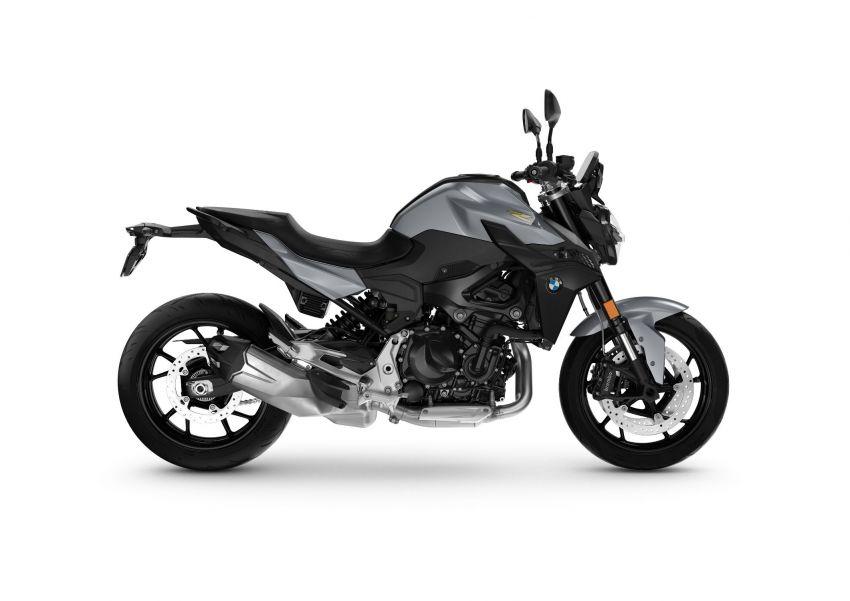 2022 BMW Motorrad F-series gets colour updates Image #1314488