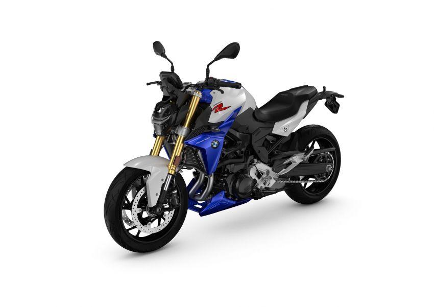 2022 BMW Motorrad F-series gets colour updates Image #1314489