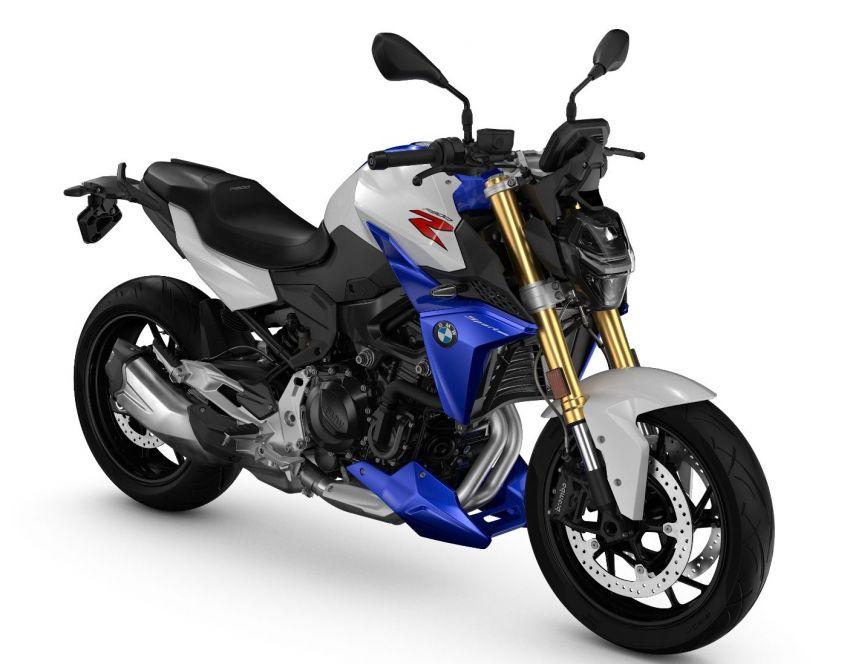 2022 BMW Motorrad F-series gets colour updates Image #1314490