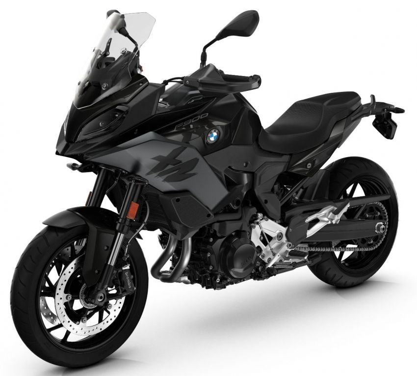 2022 BMW Motorrad F-series gets colour updates Image #1314494