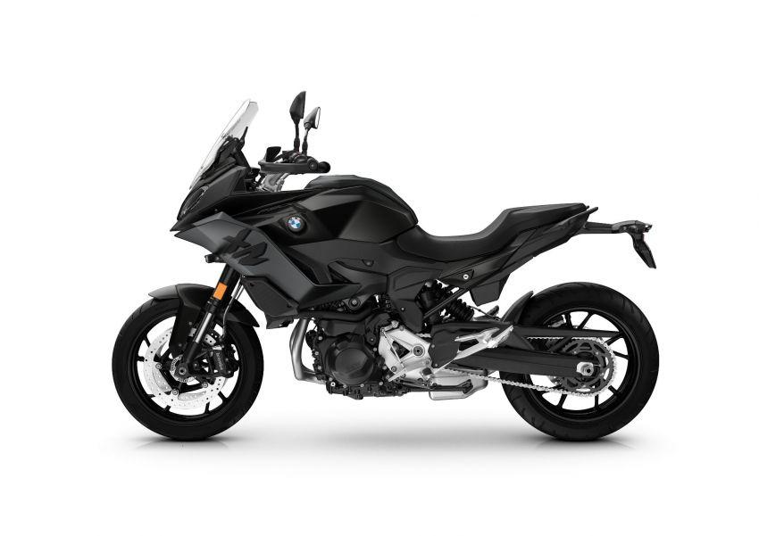 2022 BMW Motorrad F-series gets colour updates Image #1314497